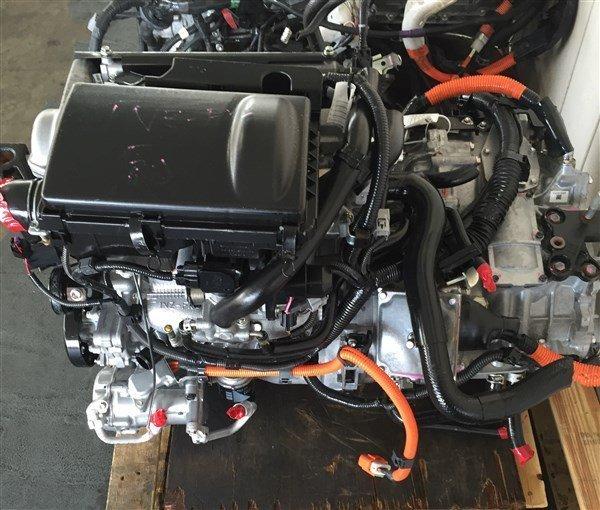 2003 Toyota Prius Transmission: Used JDM 03-09 Toyota Prius 1.5 Liter (1NZ-E) Motor