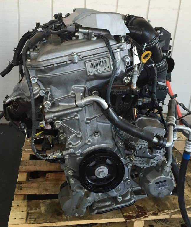 Lexus Ct200h Used >> Used JDM 10-15 Toyota 2ZR-FXE Engine | JDM Engines and ...