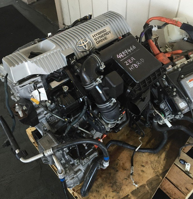 Used Jdm 10 15 Toyota 2zr Fxe Engine Jdm Engines And
