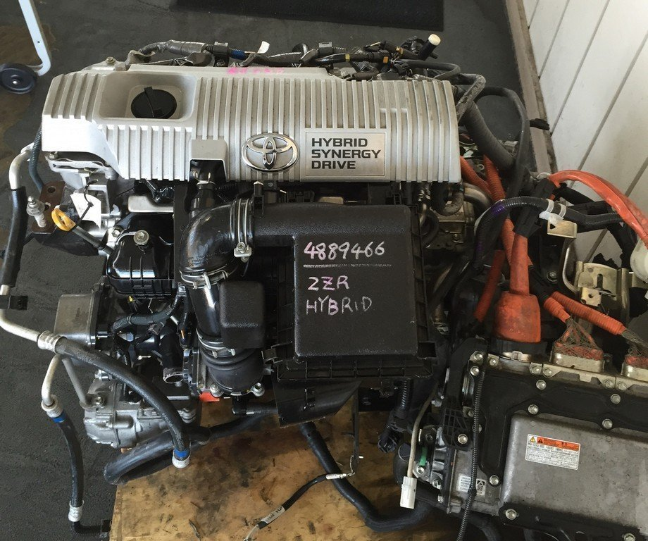 Toyota South Blvd >> Used JDM 10-15 Toyota 2ZR-FXE Engine | JDM Engines and ...