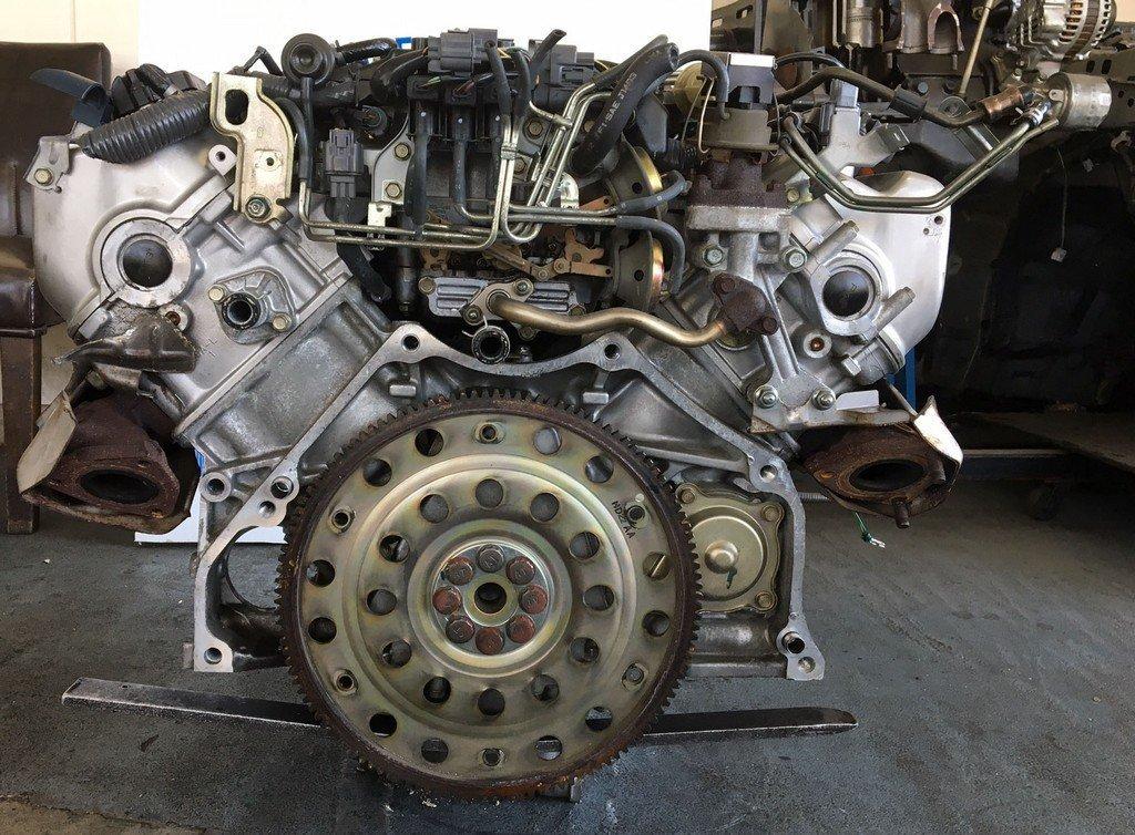 Used JDM Acura RL CA Engine JDM Engines And Transmissions - Acura engines