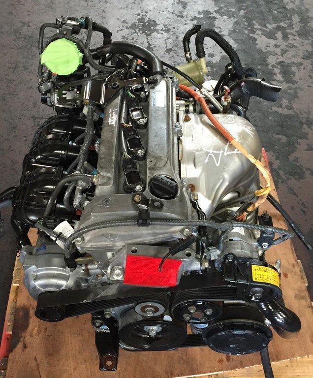 Toyota Camry Hybrid 2az Fxe