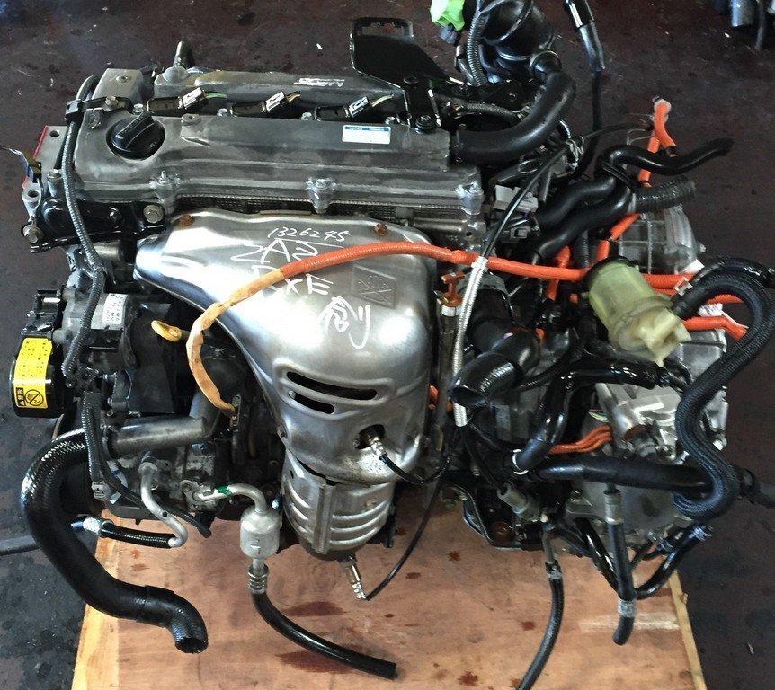 Used Jdm 06 11 Toyota Camry Hybrid Engine 2az Fxe Jdm