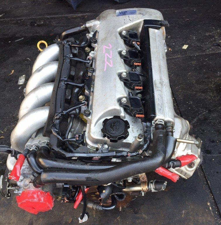 03 Toyota Corolla Engine: Used JDM 02-03 Toyota Matrix 1.8L (2ZZGE)
