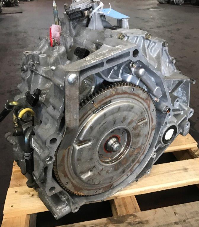 HX civic automatic transmission