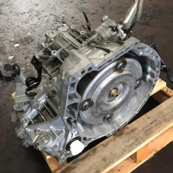Nissan Altima QR25DE transmission