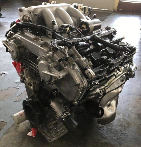 Infiniti i35 VQ35DE engine