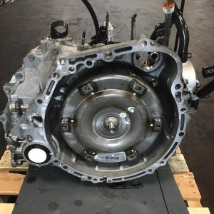 Toyota RAV4 2WD 2AZ-e auto transmission