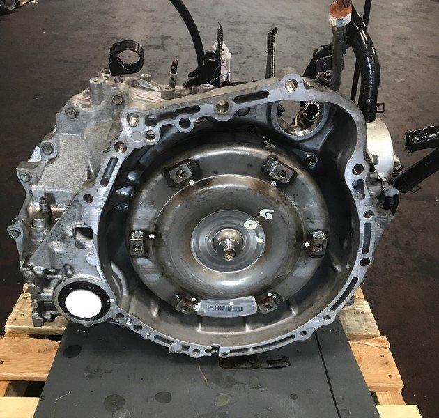 Toyota Rav4 2wd 2az E Auto Transmission