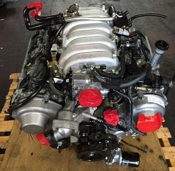 Used Jdm 01 08 Lexus Gs 430 V8 Engine 3uz E Jdm