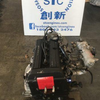 acura B18B DOHC engine