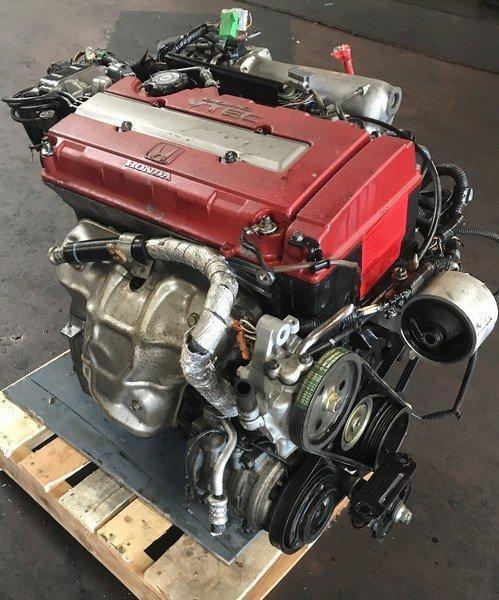 Used JDM Honda B18C-5 Type R Engine