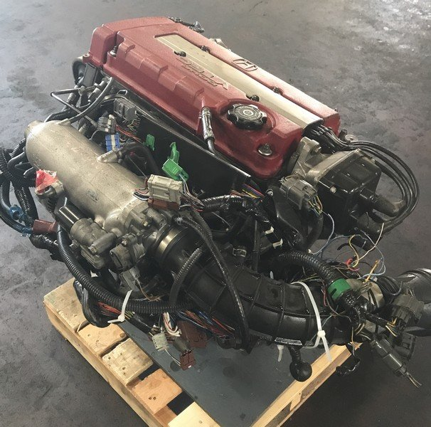 Honda B18C-5 Type R engine