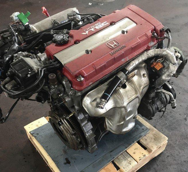 Usado JDM Honda B18C-5 Type R Motor