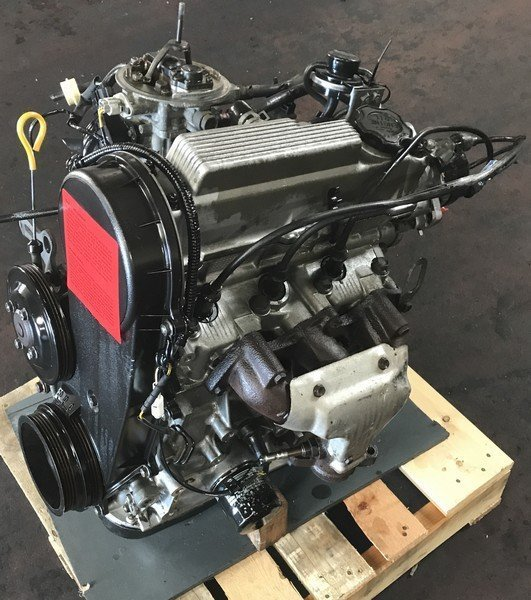 Used jdm 89 94 suzuki geo metro g10a engine jdm engines for Rebuilt motors and transmissions