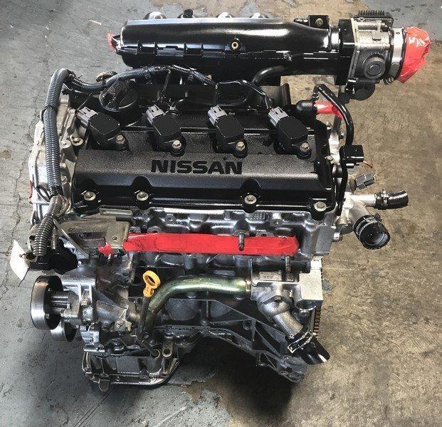 nissan altima QR25DE engine