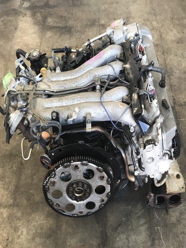 Used Jdm 94 97 Toyota Previa Supercharged 2tze Engine