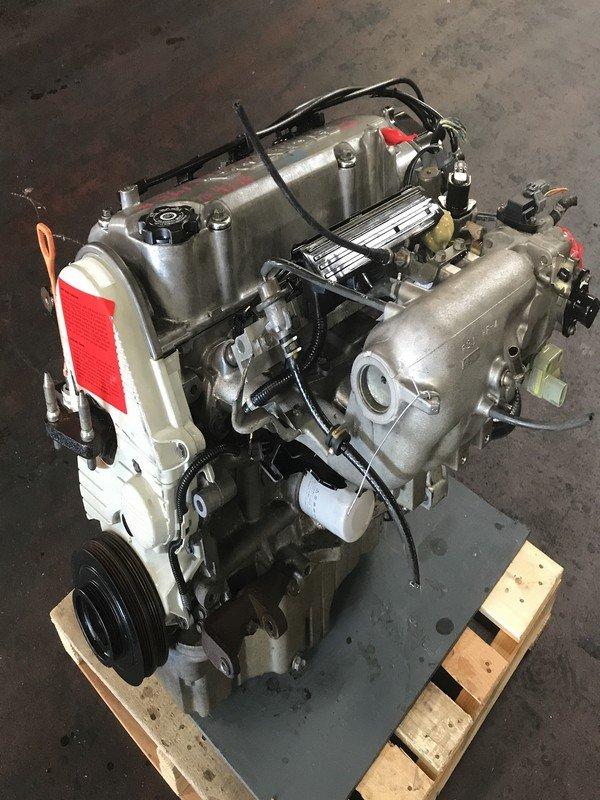 Honda Civic EX D15B OBD-2 SOHC replacement engine