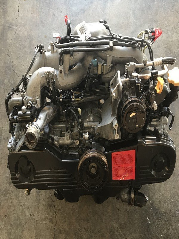 JDM Subaru EJ20 Replacement Engine