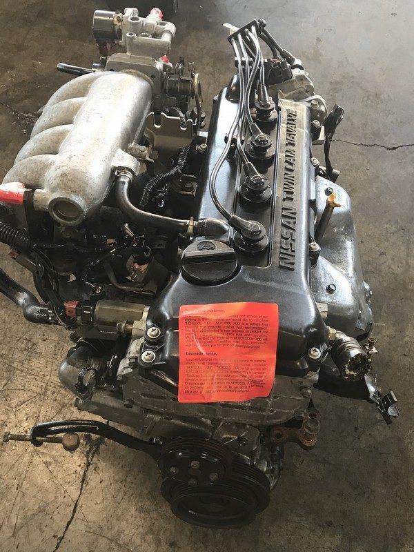 JDM used Nissan Sentra GA16DE engine