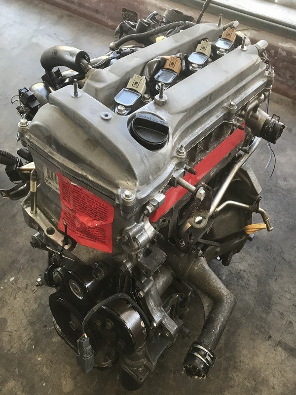 Toyota South Blvd >> Used JDM 04-05 Toyota RAV4 2AZ-E 2.4L Engine | JDM Engines ...