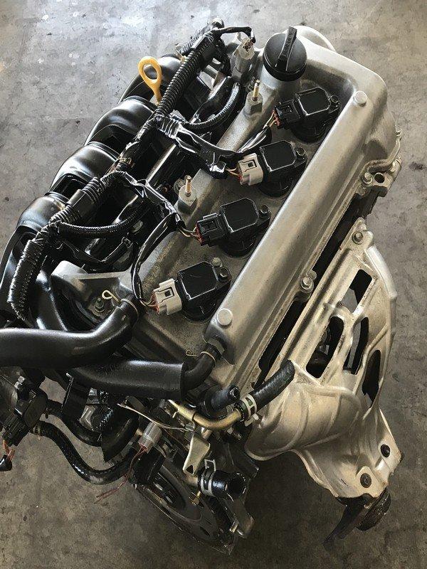 JDM Toyota 1NZ-FE VVTi engine Yaris Echo Scion xA/xB