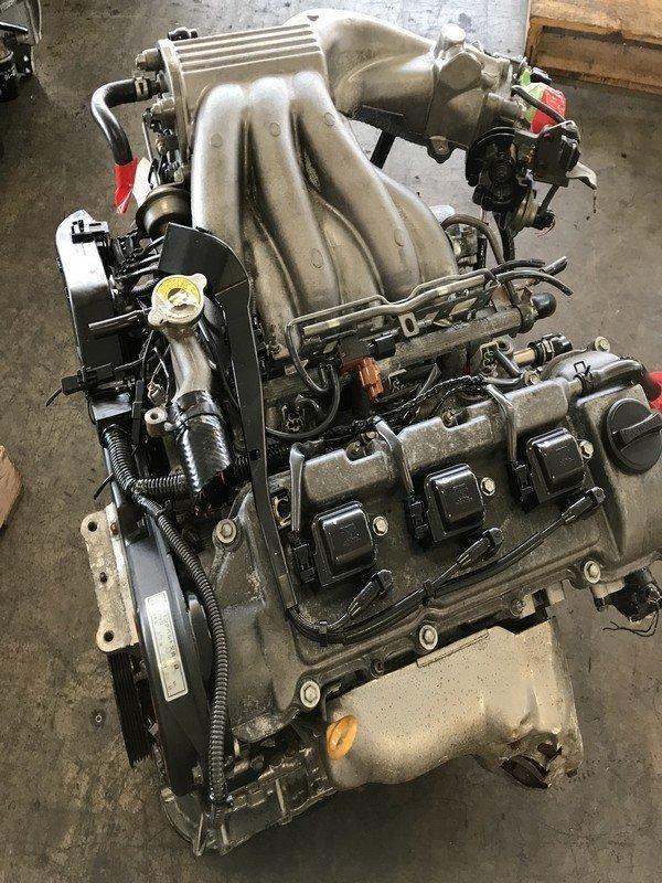 Toyota Sienna 1MZ-FE FWD engine