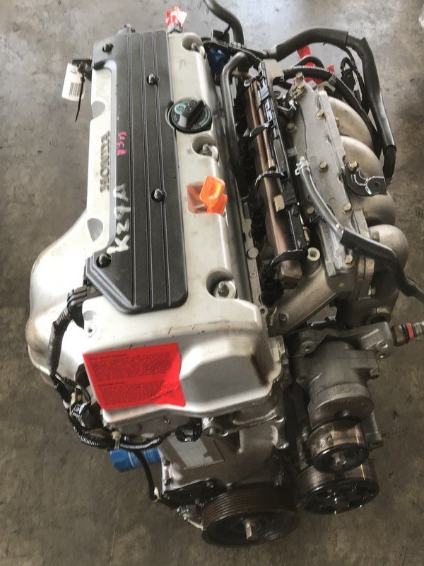 JDM Honda Element K24A DOHC engine