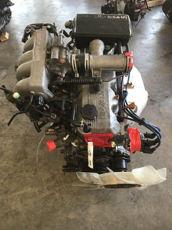JDM Mazda B2600 G6 RWD engine