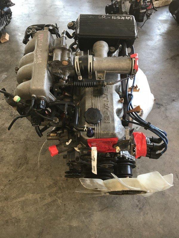 Used JDM 89-93 Mazda B2600 G6 RWD 2.6L Engine | JDM ...