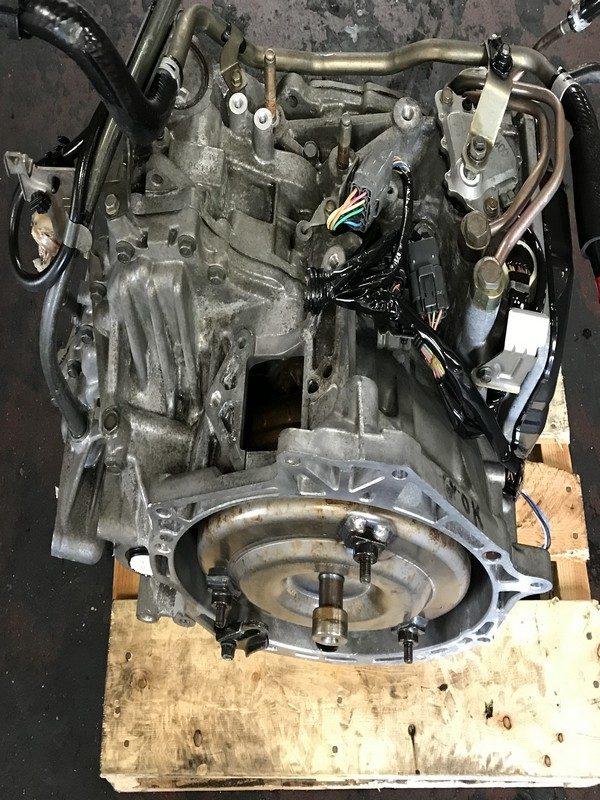 JDM Toyota MPV AJ auto transmission