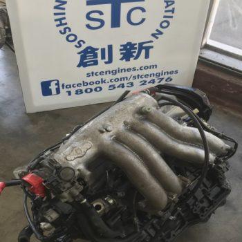 JDM Toyota RAV4 3S-FE 4WD engine