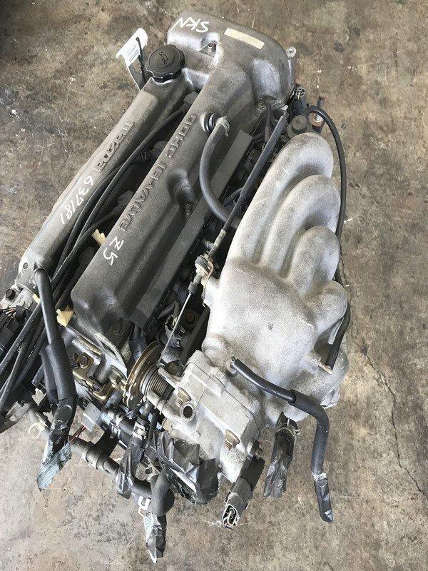 JDM Mazda Protege Z5 FWD engine