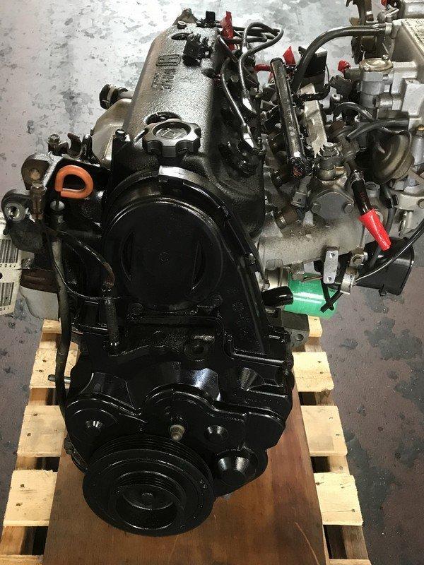 JDM Honda Accord F22A SOHC engine