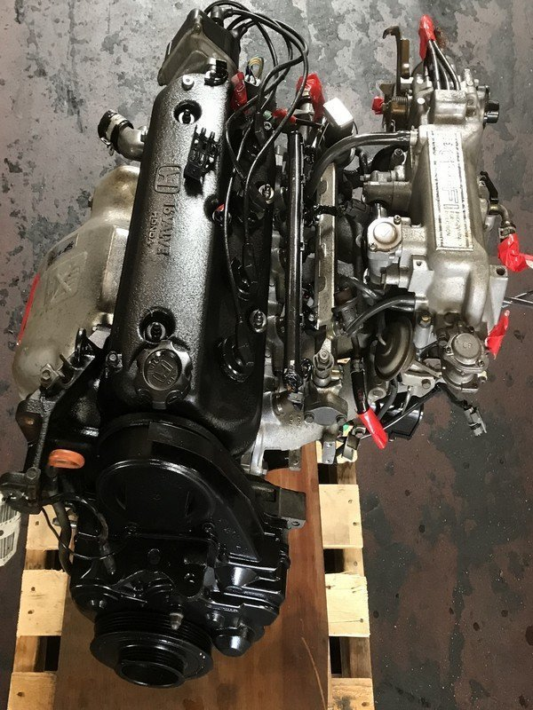 JDM Honda Accord F22A SOHC engine