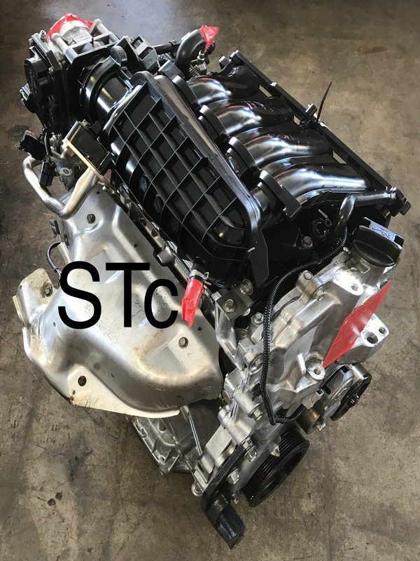 JDM Nissan Versa MR18DE 1.8L engine