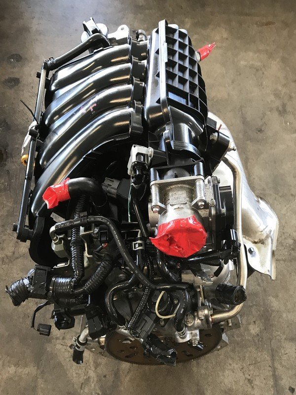 JDM Nissan Versa MR18DE 1.8L engine